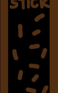 Milk Cola Stick
